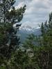 Montée : Col de Creu depuis Olette, Commentaire : Une vue sur les montagnes si vous redescendez du col vers Matemale.
