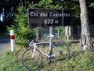 Montée : Col des Cassettes depuis Valsonne
