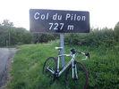 Montée : Col du Pilon depuis Valsonne