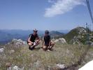 Montée : Mont Vial depuis Vescous, Commentaire : Superbe paysage