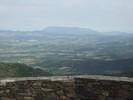 Montée : Força Réal depuis Millas, Commentaire : Vue sur le Mont Tauch depuis le sommet de Força Real.