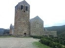 Montée : Prieuré de Serrabone depuis D618