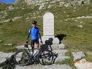 Montée : Col de la Cayolle depuis Saint Martin d'Entraunes, Commentaire : Toujours un belle montée depuis Entraunes