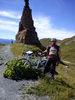 Montée : Col du Petit Saint Bernard depuis Bourg Saint Maurice