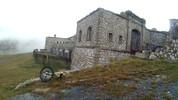 Montée : Fort du Gondran depuis Briançon
