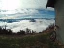 Montée : Mont Colombis depuis Remollon