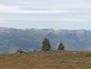Montée : Cime de Coma Morera depuis Ossèja, Commentaire : Vue vers le massif du Carlit depuis le sommet.