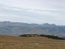 Montée : Cime de Coma Morera depuis Ossèja, Commentaire : Les deux Péric depuis le sommet.