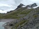 Auteur : Loic L, Reactie : Le versant 'nord' qui finit en cul de sac au barrage, offre dun décor époustouflant. Il mesure environ 3 kms et la pente n'est pas très raide.  A DECOUVRIR !