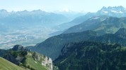 Auteur : Loic L, Commentaire : ENORME vue sur la vallée du Rhône.