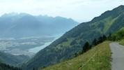 Auteur : Loic L, Reactie : les derniers kms sont très 'ouverts' et offrent de belles vues.