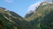 Auteur : Loic L, Reactie : le sommet est situé dans le pli de la montagne.