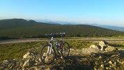 Montée : Mont Tauch depuis Tuchan, Commentaire : 18 décembre 2013