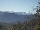 Auteur : Greg R, Commentaire : Vue sur les Pyrénées (Massifs du Capcir je pense)