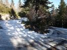 Auteur : Greg R, Commentaire : Dernière épingle à 150 m de l'arrivée...neige fatale en vélo de route.