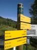Montée : Col du Joncin depuis Chambost Allieres
