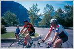 Montée : Station de l'Alpe d'Huez depuis Bourg d'Oisans
