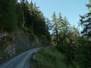 Auteur : Loic L, Commentaire : l'état de la 'route' est assez médiocre sur le dernier km...