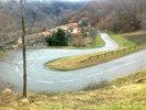 Montée : Col de Montségur depuis Belesta, Commentaire : Juste après le village de Montsegur, ca monte !