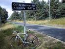 Montée : Col de Baracuchet depuis Montbrison