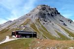 Auteur : Loic L, Commentaire : Le 'petit mont bonvin', au dessus de Merdechon (alti. 2400m)