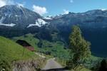 Auteur : Loic L, Commentaire : un peu de neige en ce mois d'octobre... cette région est un vrai paradis pour cyclo-grimpeur.
