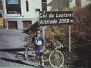 Montée : Col du Lautaret depuis Le Clapier