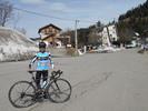 Montée : Col de Turini depuis D 2565, Commentaire : Je suis monté hier matin (30 mars) c'est sans souci avec presque 15°au sommet du Col