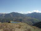 Montée : Col de Portus depuis Jujols, Commentaire : Le réservoir d'eau de Jujols.