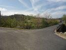 Montée : Col de las Couloumines depuis Ansignan, Commentaire : Le départ, à gauche.