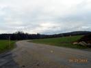 Montée : Col de Brun depuis Labatie d'Andaure, Commentaire : Arrivée au sommet: Le plateau ardéchois se situe entre 1100m et 1300m d'altitude. 4-5km de faux plats cheminant entre prairies et forêts d'épicéas permettent de rejoindre St Agrève.
