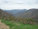 Montée : Col Baxo depuis Le Tech, Commentaire : Vue sur la vallée depuis l'ermitage.