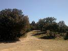 Montée : Col de Prunet de Baix depuis Caixas, Commentaire : Au bord de la route Notre Dame du Col, (veille sur tous les cyclistes)