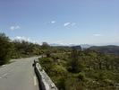 Montée : Col de Vence depuis Vence, Commentaire : Le dernier km est plus facile. Ouffff.