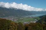 Auteur : Loic L, Commentaire : vue sur Interlaken