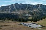 Auteur : Loic L, Commentaire : le parking du Seeberg (sommet)