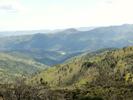 Montée : Col de Serre-Mure depuis Saint Laurent du Pape, Commentaire : Vue plus Sud sur la vallée de l'Eyrieux
