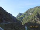 Montée : Col Saint-Martin depuis D2205, Commentaire : Vallée de la Tinée entre St Sauveur-sur-Tinée et le départ du col. Il y a 4km entre les deux de faux-plat.