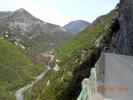 Montée : Col Saint-Martin depuis D2205, Commentaire : Ca part raide, mais ça s'adoucira 1km plus haut.