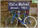 Montée : Col de Malval depuis Vaugneray