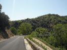 Montée : Col de Roquejalère depuis Sournia, Commentaire : Le pont à la sortie de Sournia qui marque le début de la montée
