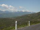Montée : Col de Roquejalère depuis Sournia, Commentaire : Les Madres vues depuis le col