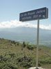 Montée : Col de Roquejalère depuis Sournia, Commentaire : Le panneau, le Canigou