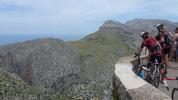 Montée : Col de sa Batalla depuis Caimari, Commentaire : En countinuant sur Sa Calobra, il y a des points de vue comme celui-ci ...