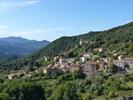 Montée : Col de Mercujo depuis Bastelicaccia, Commentaire : Le village d'Ocana