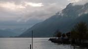 Author : Loic L, Comment : le lac de Brienz...