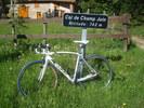 Montée : Col de Champ Juin depuis Monsols