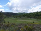 Montée : Col du Minier depuis L'espérou, Commentaire : Le Vallon de la Dourbie entre l'Espérou et le Col du Minier