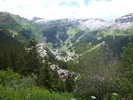 Author : Patrick R, Comment : Vue sur Flaine
