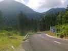 Montée : Col du Portillon depuis Bagneres de Luchon, Commentaire : La descente vers le Val D'Aran et Bosost est très roulante et superbe